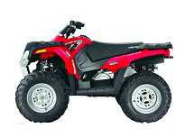2008 Polaris ATV Sportsman 300 400 H.O. Service Manual